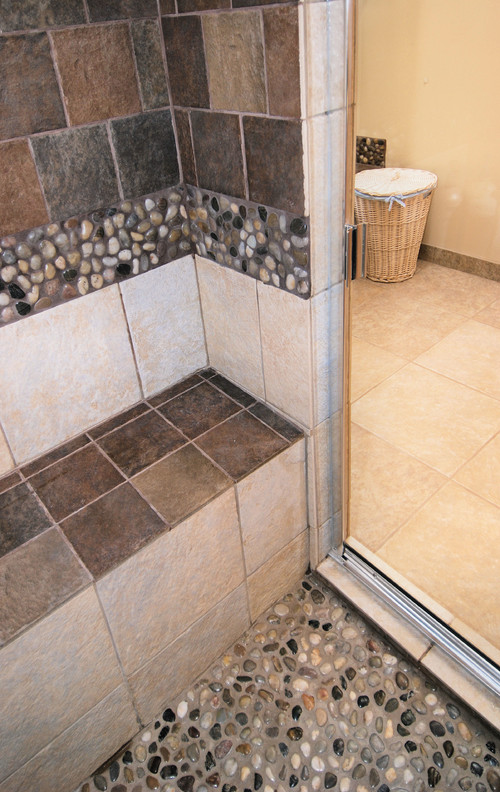 Love layout. What are the dimensions of shower stall and bench? Thx!