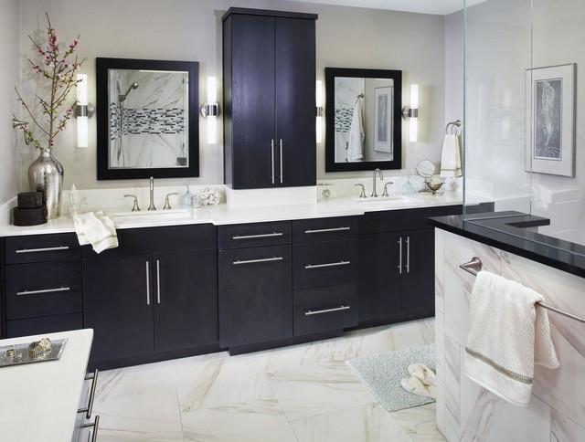 Hood range cabinet under install