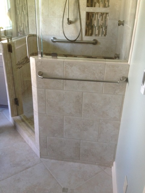 Diamond Gresham Portobello - Lingle traditional bathroom