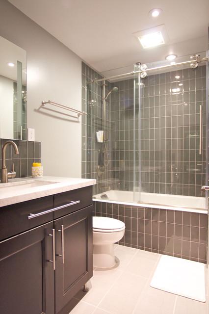 Diamond Heights Remodel contemporary-bathroom