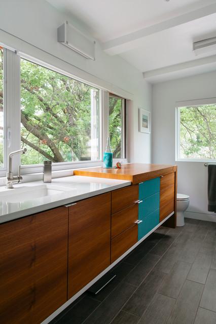 Dickhut Home Contemporary Bathroom Omaha By D KISER