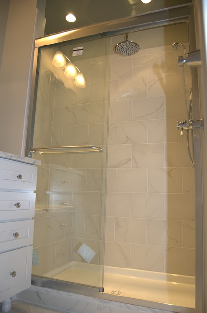 different shower styles bathroom baltimore by budget bath
