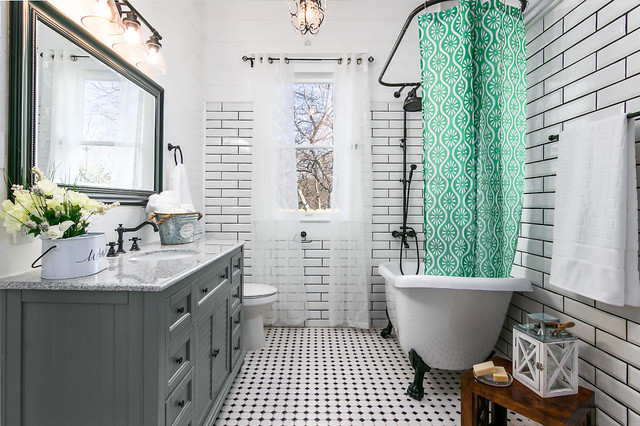 Shower Curtain Or Doors