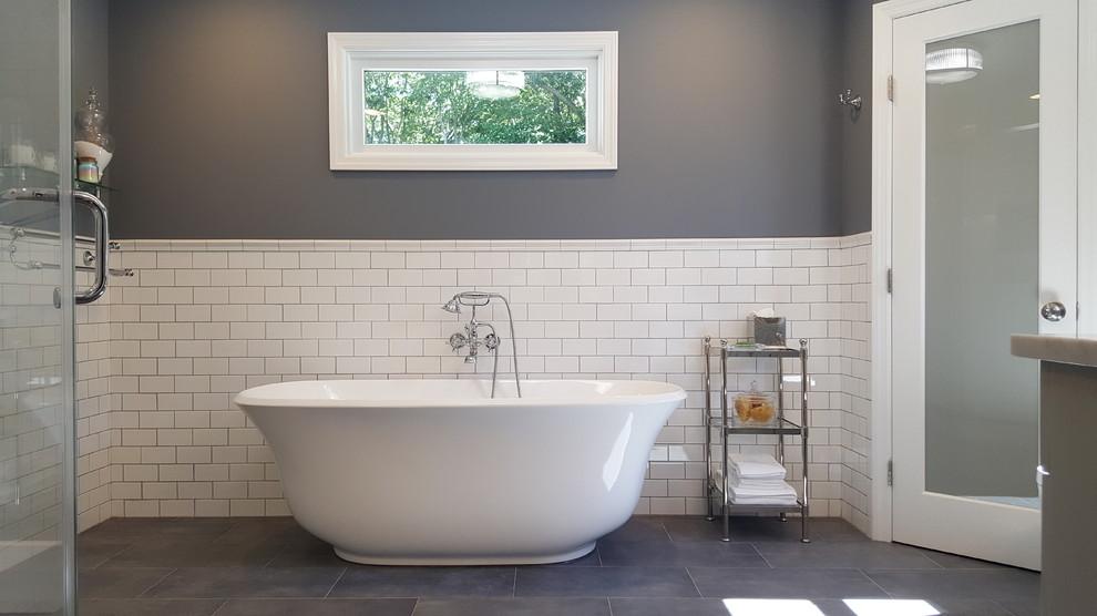 Dix Hills Master bath