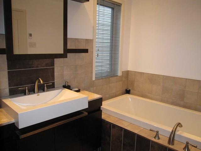 DIY Bathroom modern-bathroom
