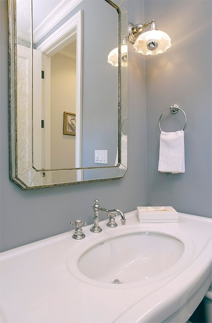 Dobbins Place traditional-bathroom