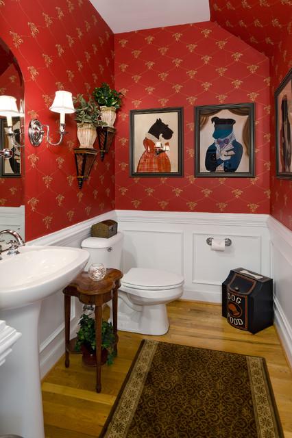 Kathy corbet interiors eclectic bathroom richmond for Bathroom interior design richmond va