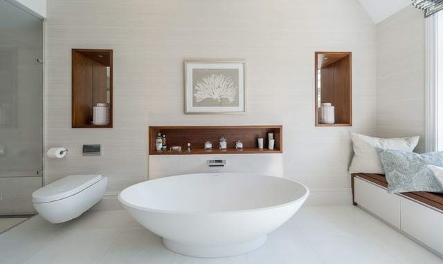 Doig bathrooms contemporary bathroom oxfordshire for Bathroom design oxfordshire