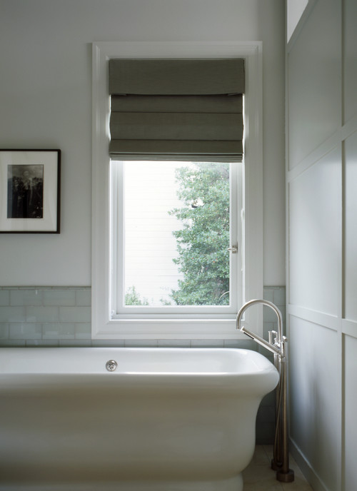 Need Help Opinions On Window Treatments In Master Bath