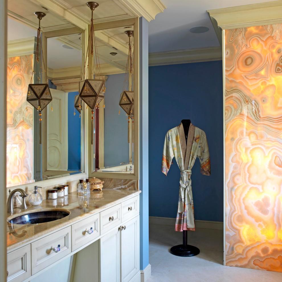 Дом в Санкт-Петербурге - Modern - Bathroom - Saint ...