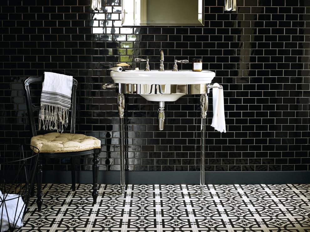 Удачное сочетание для дизайна помещения: ванная комната в классическом стиле - самое интересное для вас