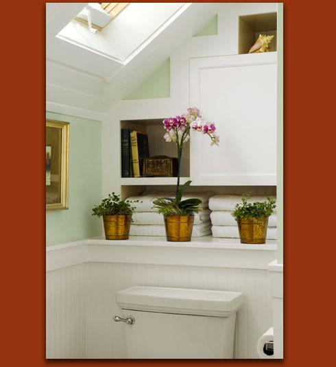 Donna DuFresne Design eclectic-bathroom