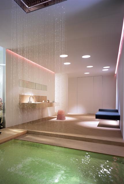 Dornbracht contemporary bathroom miami by eso for Bathroom supplies miami