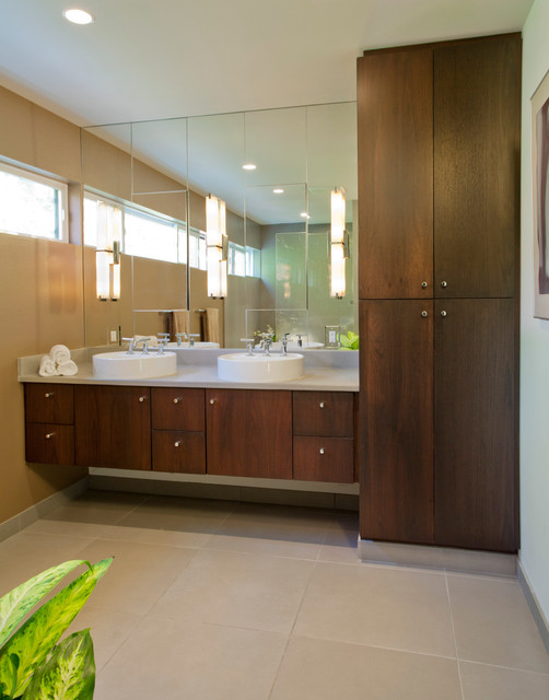 Dosch Contemporary contemporary-bathroom