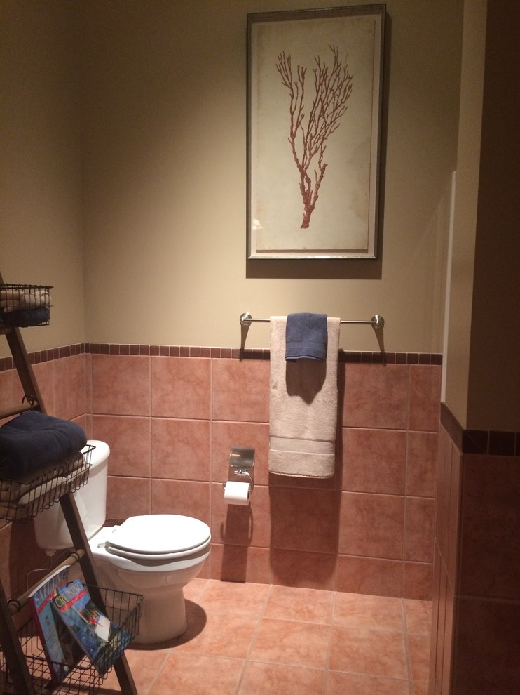 Downtown Apartment - Traditional - Bathroom - Omaha - by ...