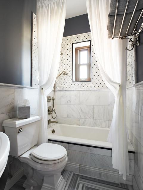 Downtown minneapolis master bath traditional bathroom for Bathroom remodel minneapolis