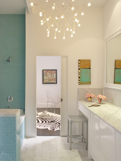 Downtown Savannah Loft Modern Bathroom By Savannah Surfaces