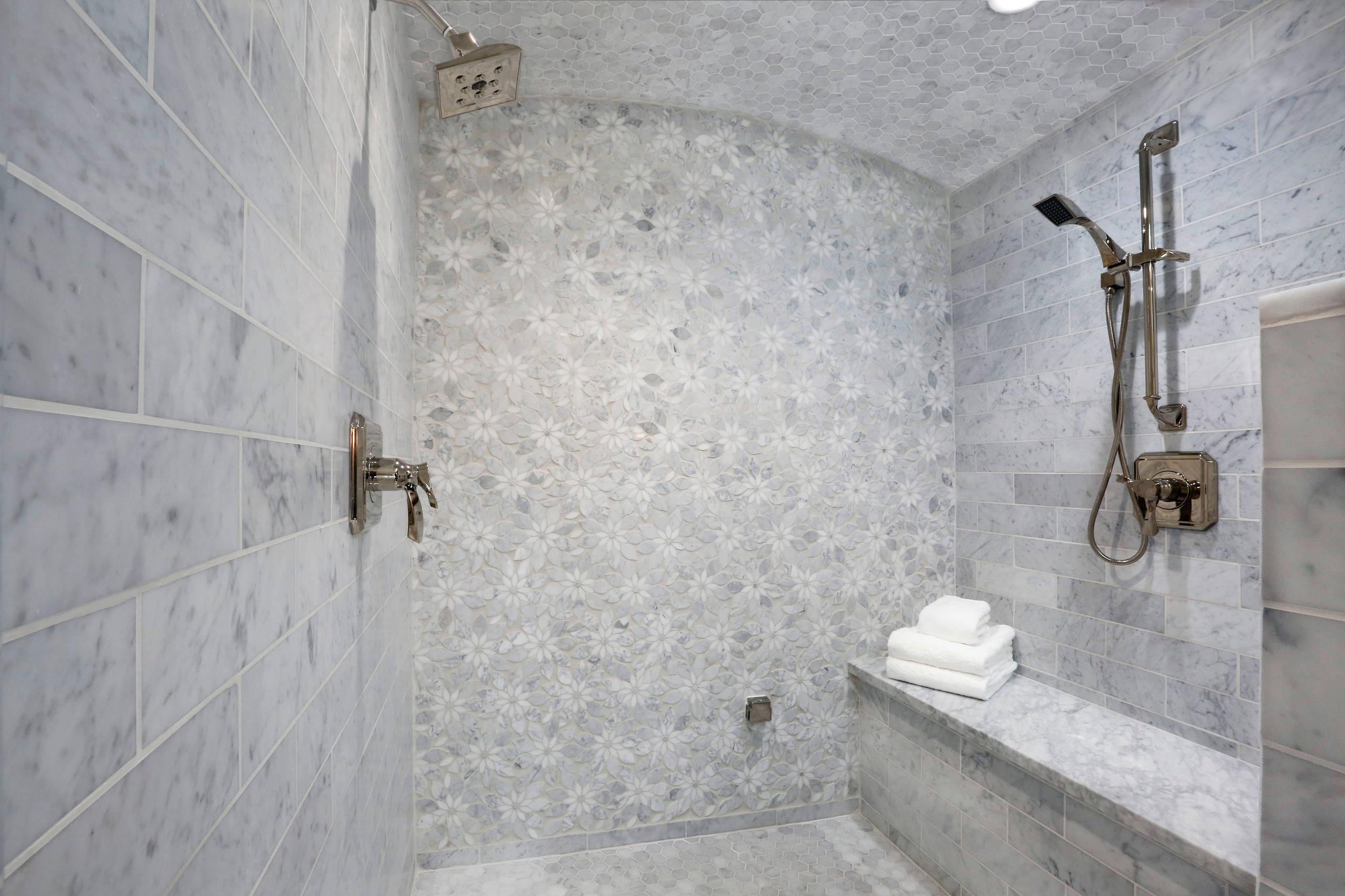 Dramatic Master Bath