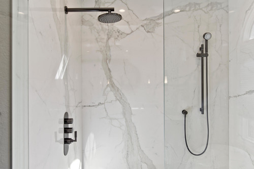 Superieur What Was The Cost For The Porcelain Slabs In The Shower?