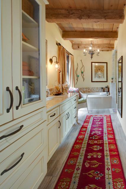 Dream bath southwestern bathroom albuquerque by for Bath remodel albuquerque
