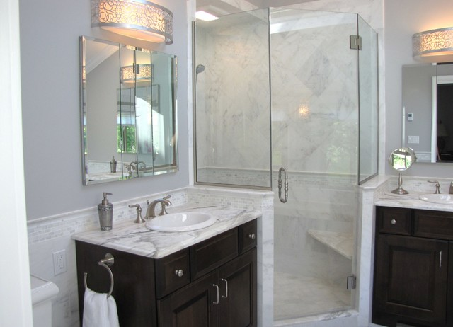 Dream Bathrooms Transitional Bathroom New York By