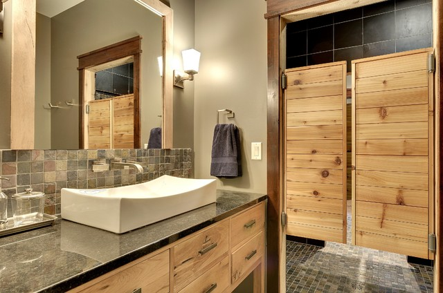 Dream Home Bath transitional-bathroom