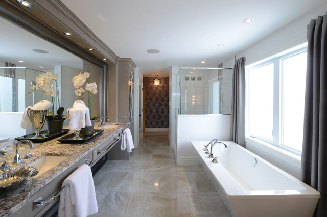Dream Home Ensuite Bathroom traditional bathroom. Dream Home Ensuite Bathroom   Traditional   Bathroom   Toronto