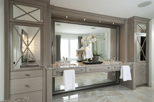Dream Home Ensuite Vanity Traditional Bathroom Other