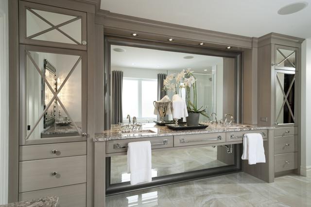 Dream Home Ensuite Vanity traditional-bathroom & Dream Home Ensuite Vanity - Traditional - Bathroom - Toronto - by ... azcodes.com
