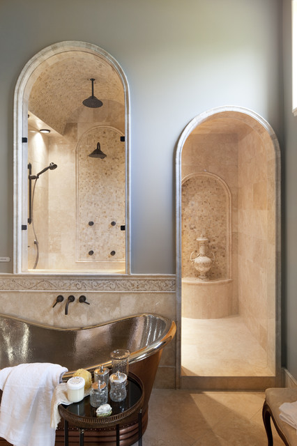 Dream Home Master Bath traditional bathroom