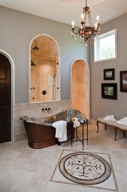 Dream home master bath for Dream house master bathroom