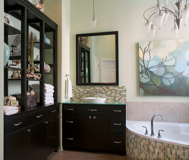 Dream room 2011 traditional bathroom other metro for Houzz corporate office
