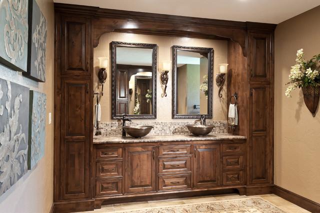 Dream Room 2014 rustic-bathroom