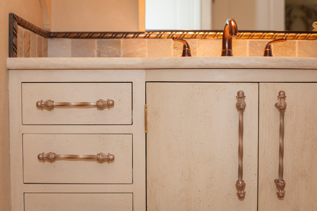 Inspiration for a transitional bathroom remodel in Portland