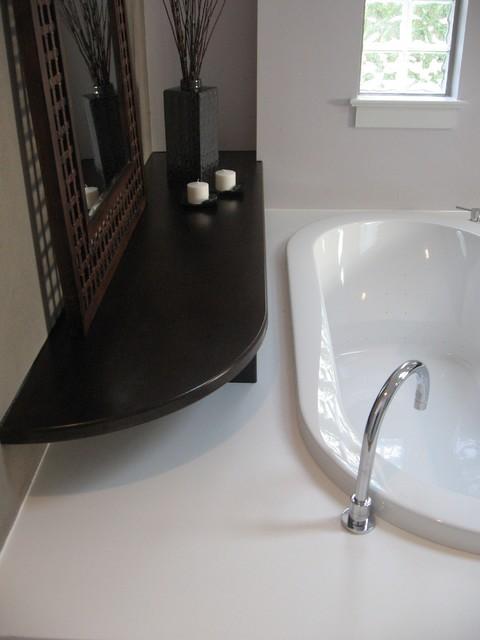 Bathroom shelf contemporary-bathroom