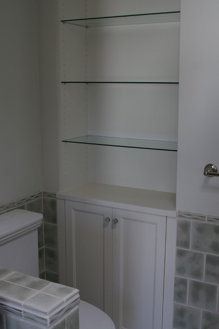 Duford Project traditional-bathroom