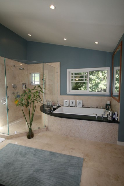 Duggan residence traditional bathroom