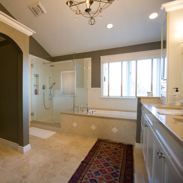 Duncan Plymouth Traditional Bathroom Detroit By Long Kitchen Bath Design Northville