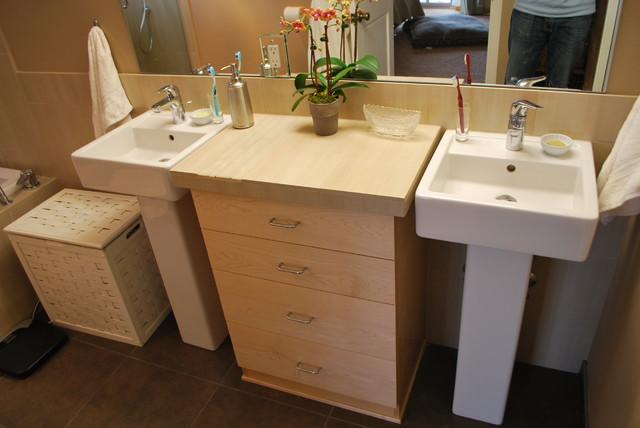 dundee bathroom contemporary bathroom portland by surface