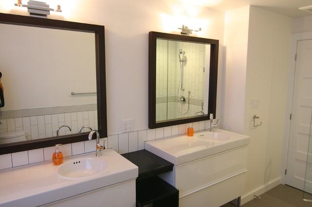 Dunton Residence Renovation contemporary-bathroom