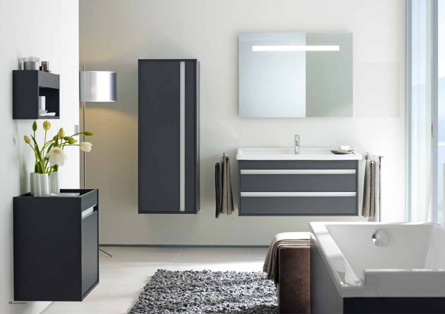 Duravit Bathroom Suite bathroom-vanities-and-sink-consoles
