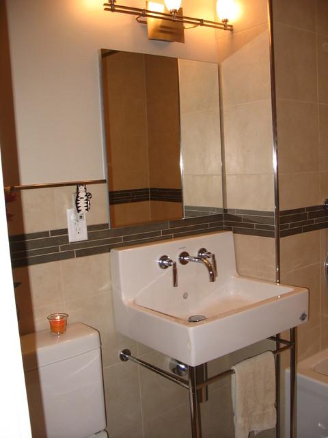 duravit vero washbasin 003063 contemporary bathroom. Black Bedroom Furniture Sets. Home Design Ideas