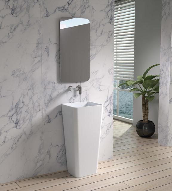 DW-131 (16 x 14) - Modern - Bathroom - los angeles - by ...