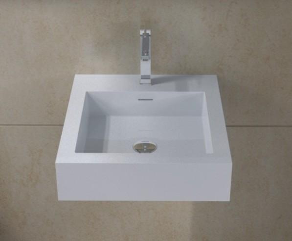 DW-132 (19 x 19) modern-bathroom