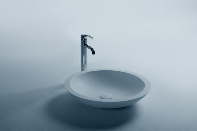 DW-163 (20 x 20) modern-bathroom