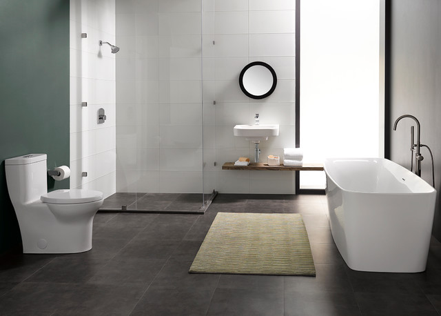 DXV by American Standard contemporary bathroom. DXV by American Standard   Contemporary   Bathroom   Omaha   by