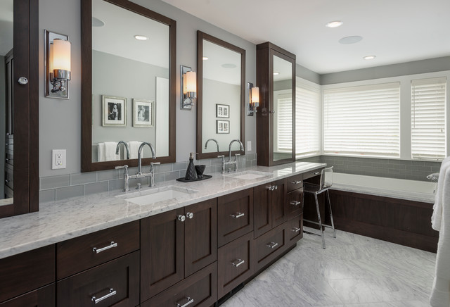 Dyna Bathrooms Contemporary Bathroom Seattle By Dyna Contracting