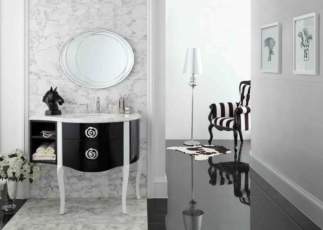 E 01 Lolita Modern Bathroom Brisbane By Bathroom