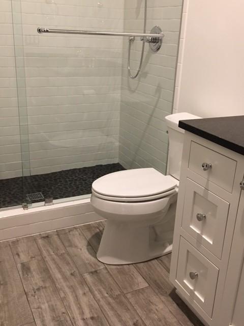 Perfect Earthy Bathroom  Modern  Bathroom  Nashville  By PoshHaus