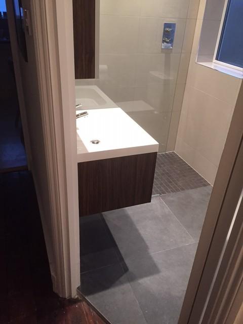 Ealing Wetroom Installation Contemporary Bathroom London By Soak Bathrooms